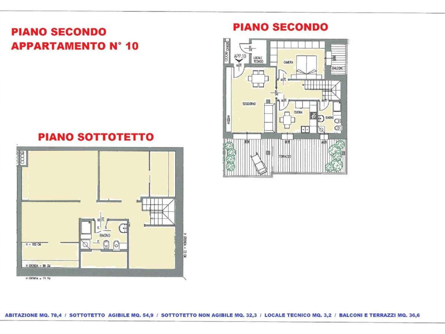 Appartamento In Vendita 4 Locali A Agrate Brianza