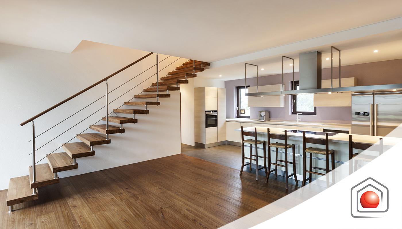 Spazio Vitale Studio Immobiliare una casa su più piani: soluzione dai molteplici vantaggi